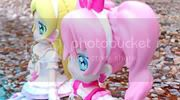 Cure dolls Suite Precure Review